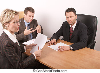groupe, réunion