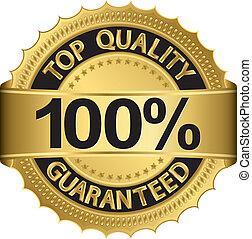 guaranteed, 100 cent, mieux, qualité