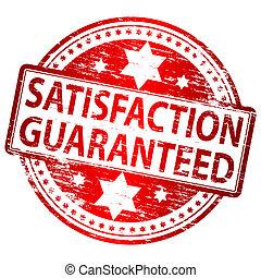 guaranteed, timbre, satisfaction