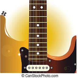guitare, grand plan