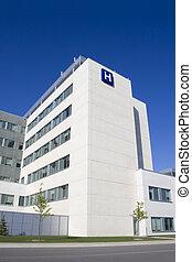 hôpital, moderne