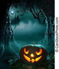 halloween, conception