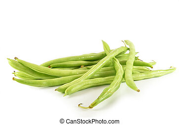 haricots verts, francais