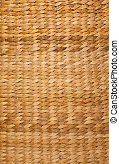 haut., brun, vertical, couleur, résolution, format., texture, élevé, basket., fin, tissé