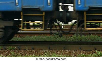 haut., fin, roues, train
