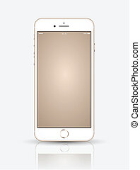 haut., smartphone, or, railler