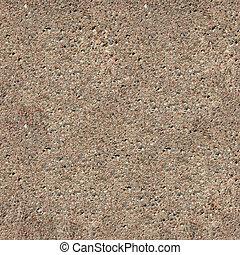haut, surface, seamless, sable, ciment, fin, texture.