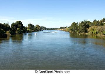 hawkesbury, rivière