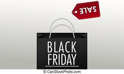 hd, animation, noir, ventes, vendredi