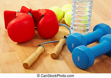 healthcare, fitness
