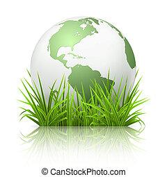 herbe, globe, 10eps