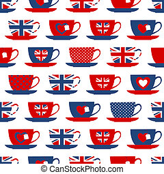 heure thé, britannique