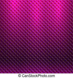 hexagone, modèle, résumé, seamless, grille, vecteur, métallique