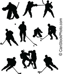hockey, collection