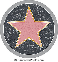 hollywood, étoile