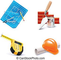 homebuilding&renovating., vecteur, 3