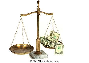 honoraires, légal