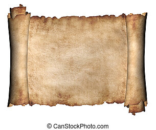 horizontal, manuscrit