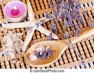 huile aromatique, -, lavande