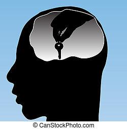 humain, clã©, profil