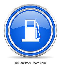 icône, carburant