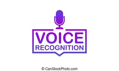 icône, graphics., voix, mouvement, logo., écusson, timbre, recognition.