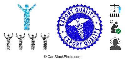 icône, healthcare, gratté, qualité, mosaïque, épidémie, gourou, exportation, cachet, religion