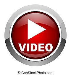 icône, vidéo