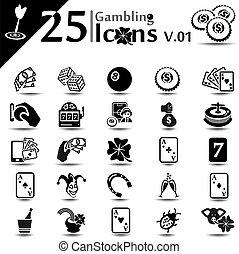 icônes, jeux & paris, v.01