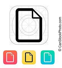 icon., fichier
