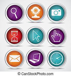 icones affaires