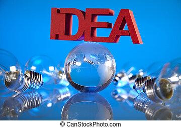 idée, concept