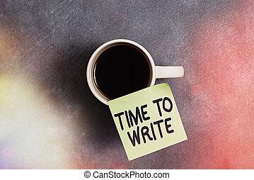 idée, papier, temps, enregistrement, projection, business, livre, arrière-plan., smartphone, showcasing, conceptuel, accessoires, ou, quelque chose, écriture, write., main, exprès, différent, photo