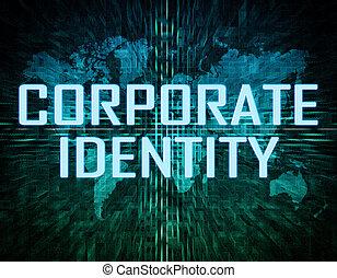 identité, constitué