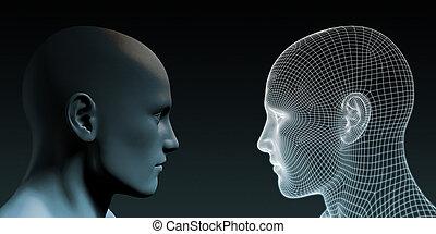 identité, numérique