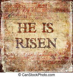 """il, risen"""""""