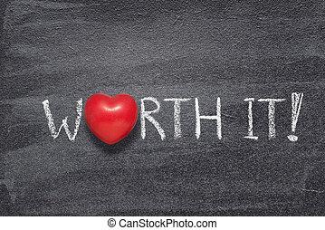 il, valeur, coeur