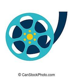 illustration, reel., film film