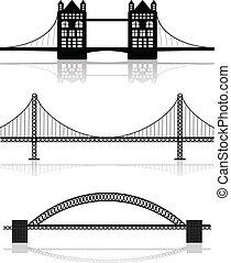 illustrations, pont