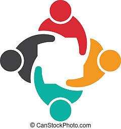 image, 4, logo, équipe, convention