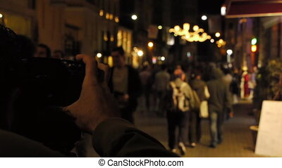 images, prendre, night.
