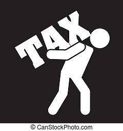impôt, conception