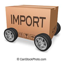 importation
