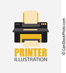 imprimante, conception