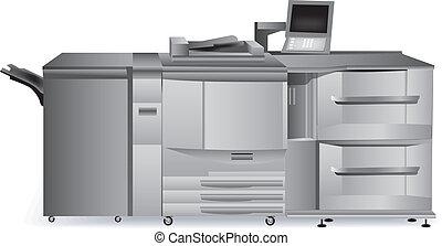 imprimante, numérique