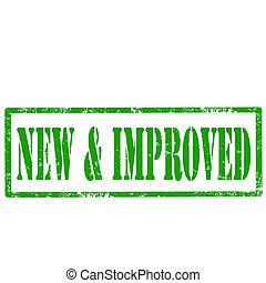 improved-stamp, &, nouveau