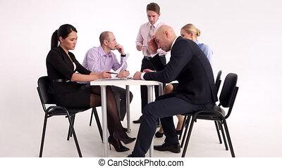 inconsistencies, représentant, business