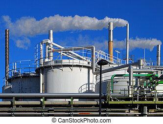 industrie, chimique