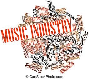 industrie, musique