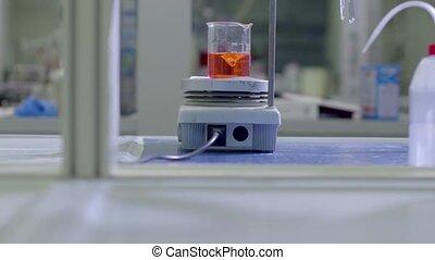 industrie, scientifique, technologie, laboratoire